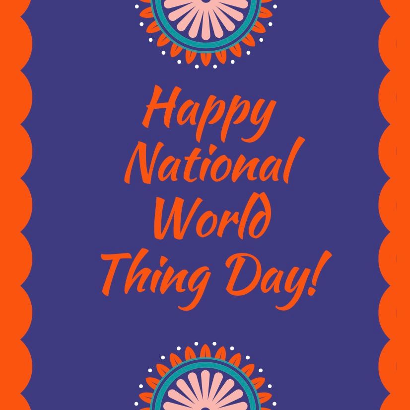 National World Thing Day!